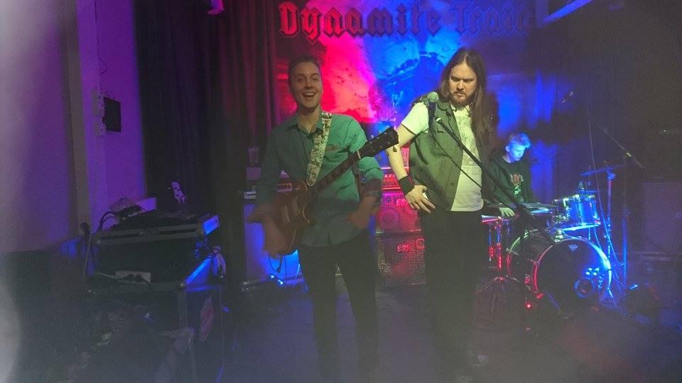 Hra Tuominen ja Dynamite Train