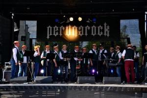 Lopen Mieslaulajat goes Perunarock 1 MR